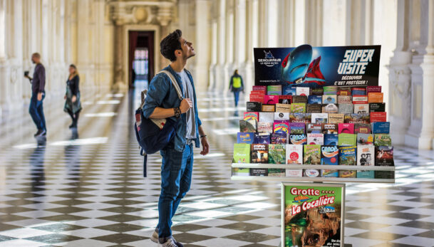 Diffuser communication - création supports tourisme