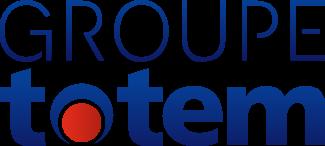 Logo Groupe Totem : Distribution Flyer touristique culturel, loisirs sur le Grand Sud et Grand Ouest de la France